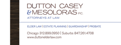 assisted living services Dutton Casey & Mesoloras P.C.